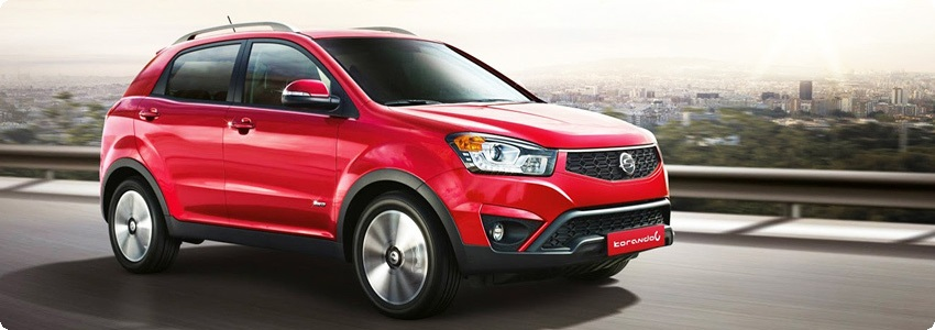 SsangYong Actyon 2014